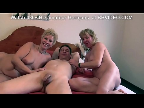 Late night bbc threesome