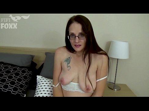Son Makes Mom Feel Beautiful Again - Son Fucks Mom, Family Sex, Mom and Son, POV - Christina Sapphire
