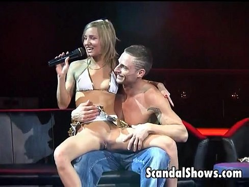 Busty blondes having sex gif