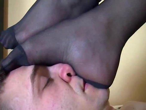Milf Nylon Feet Worship