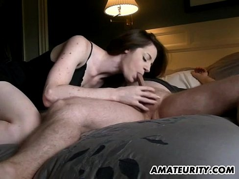 Amature girlfriend creampied