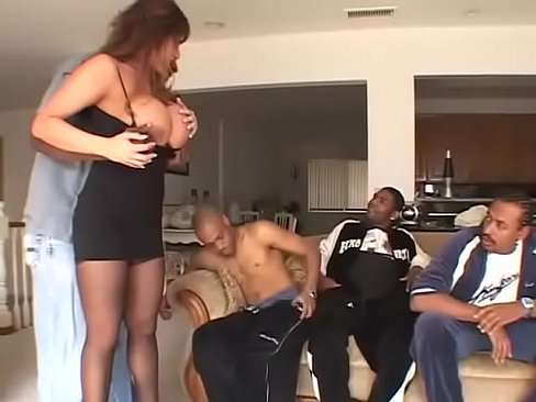 Ava Devine gets BBC fucked hard by Byron Long and company