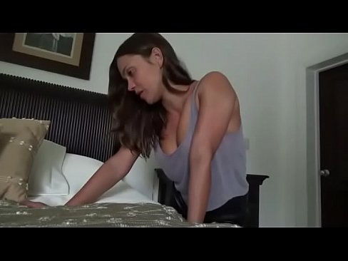 Very Hot Step Mom Seduces Son POV