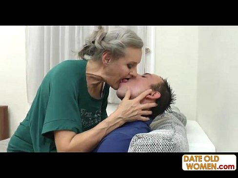 Mature granny mother fucked hard
