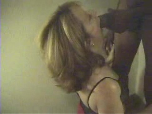 Huge Cocksuck - Amateur Interracial