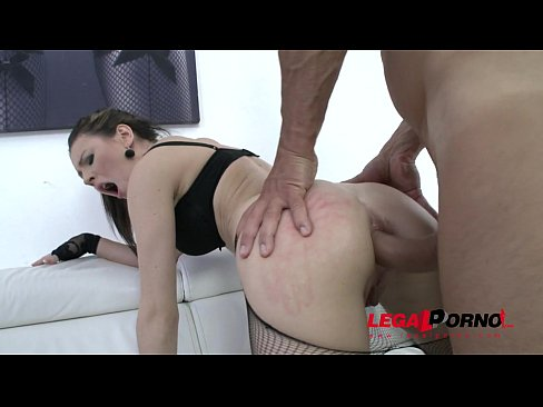 Sex Princess Timea Bella every hole double and triple smashed – she loves it!