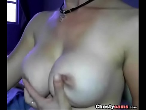 Two dildo in ass milf