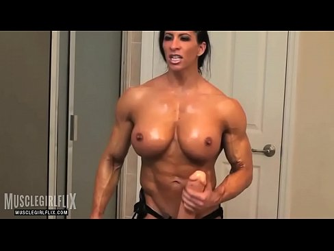 bodybuilder woman fuck