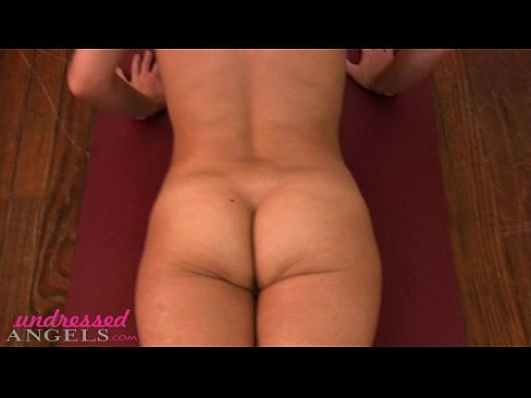 amateur naked yoga video