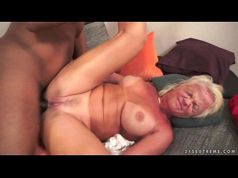 Chubby granny anal vids