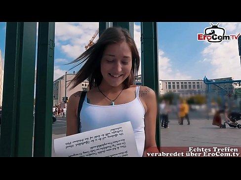 Junge 18 Jahrige Au Pair Touristin Teen Von Deutschem Mann In