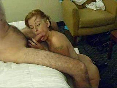 Real stripper blowjob