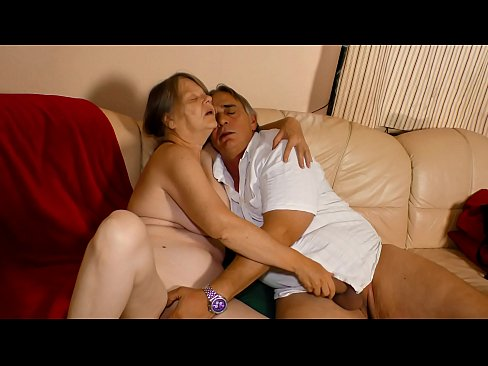 XXX OMAS – Naughty German Granny Enjoys Hot Hard Fuck And Mouth Creampie