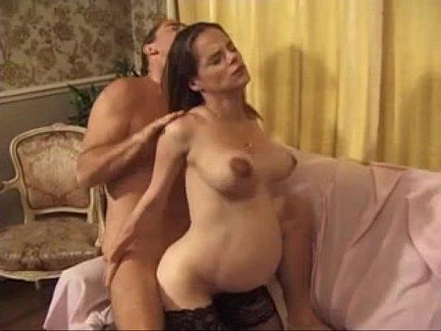 Pregnant Milf Needs A Cock!