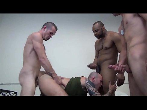 Three boyz barebacking