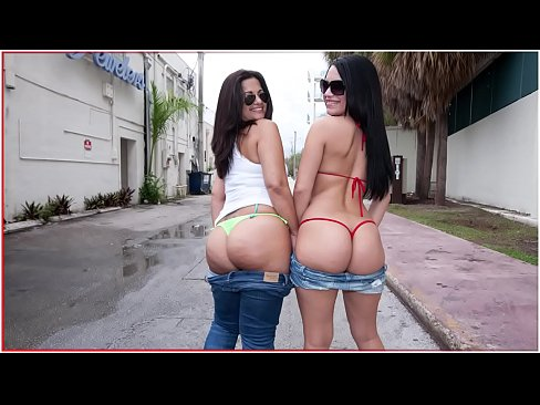 BANGBROS – This Video Is All About Insane Latin Booty, Ft. Catalina & Rubi