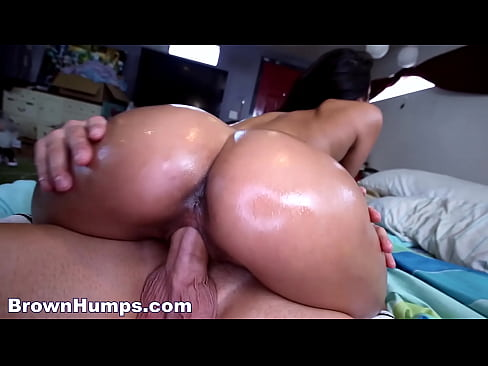 Abby Lee Brazil's Big Ass Looks Amazing Bouncing Up & Down On Cock