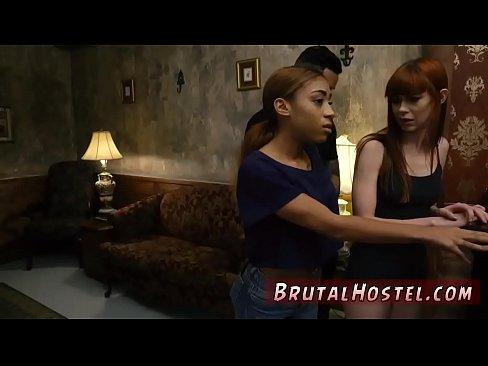 Black Teen Threesome Homemade