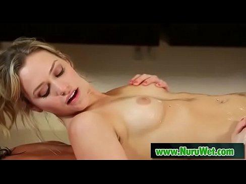 Mia Tries Nuru (Tyler Nixon and Mia Malkova) video-03