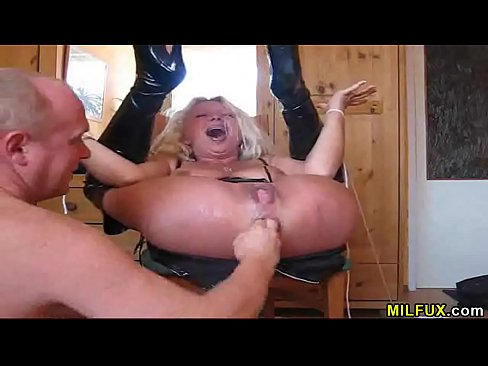 free photo bondage mature