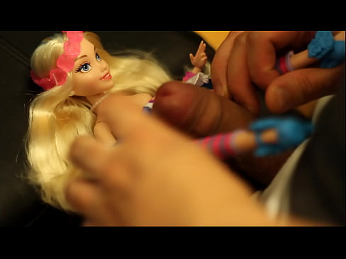 Doll And Cum