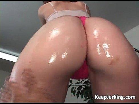 Horny white milf