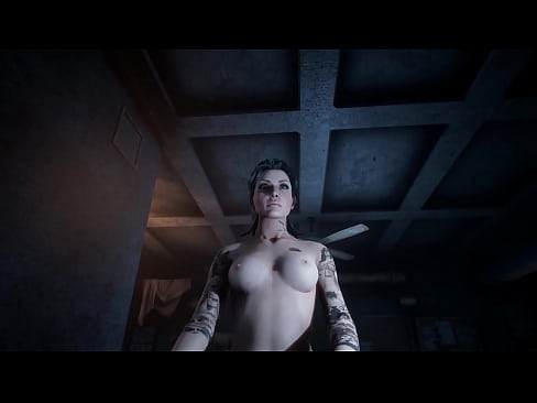 Terminator Resistance Baron Sex Scene (Nude Mod)