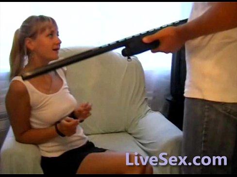 Hostage fuck