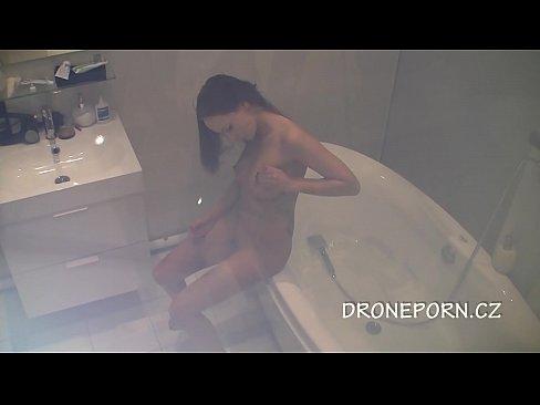 Scarlett Black in the bath