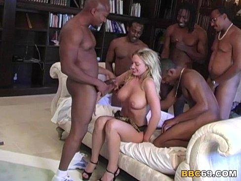 savannah gangbanged by black cocks