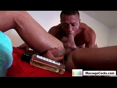 Massagecocks Latin Masseur Anal Drill