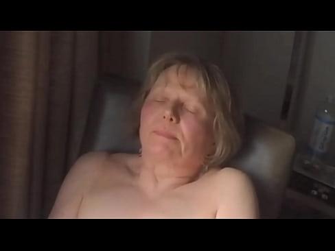 closeup Orgasm facial