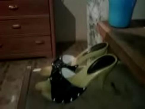 Cum On Heels Videos