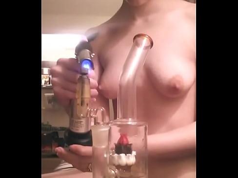 How to take naked pics