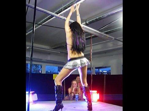 erotic dancing bitch