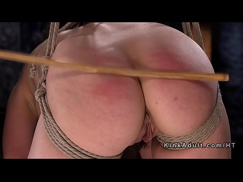 Slave milf for hard use (caned)