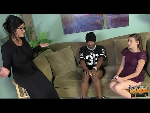 Summer Rae and Sammy Brooks Interracial Threesome xnxx indian mobile 3gp xxx porn videos