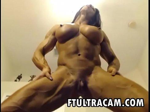 Superstar Naked Webcams Female Bodybuilder Png