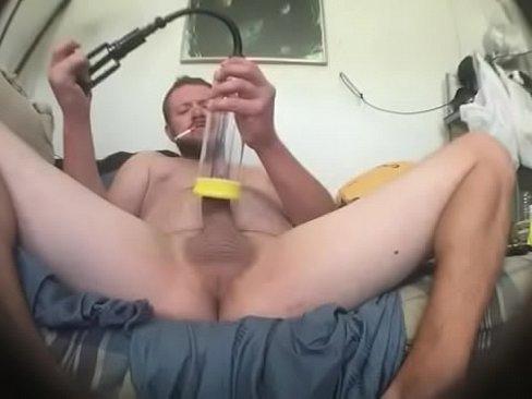 Luberky got a new pump