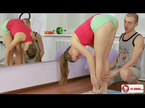 Russian Teen Taissia Fitness