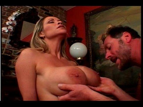 Big Tits blonde fucked hard by Steve Drake's Thumb