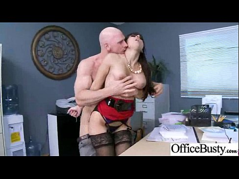 Sex In Office With Busty Nasty Cute Girl (reena Sky) Clip-25
