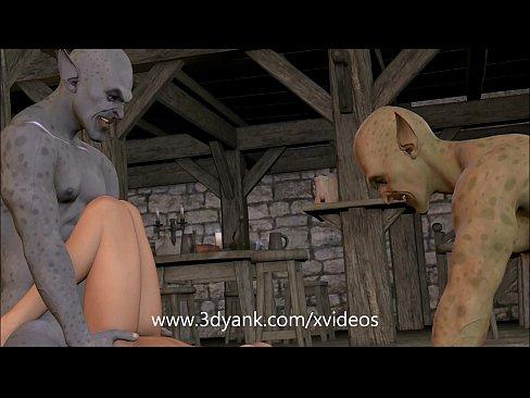 Секс видео хендай с монстрами