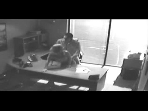 office sex security cam