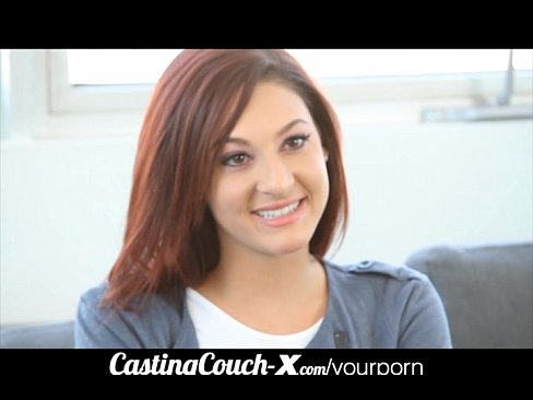 audition couch porn suck cock