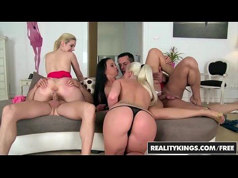RealityKings – Euro Sex Parties – (Anastasia, Choky Ice) – Triple Pink
