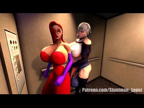 XVIDEOS Lovin In A Elevator free