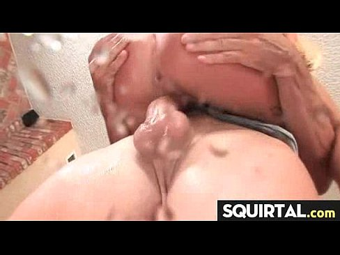 Female ejaculation squirting