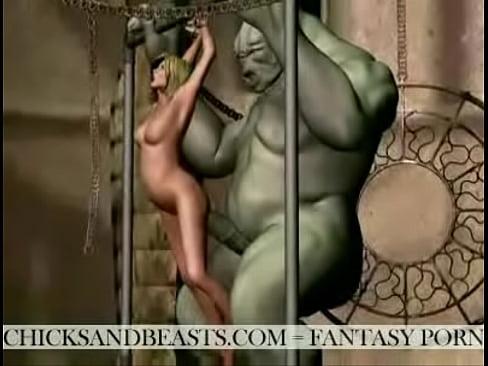 Bdsm fantasy cartoon