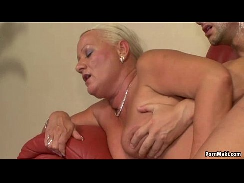 Image Busty Granny Anal